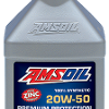 20W-50 100% Synthetic Premium Protection Oil